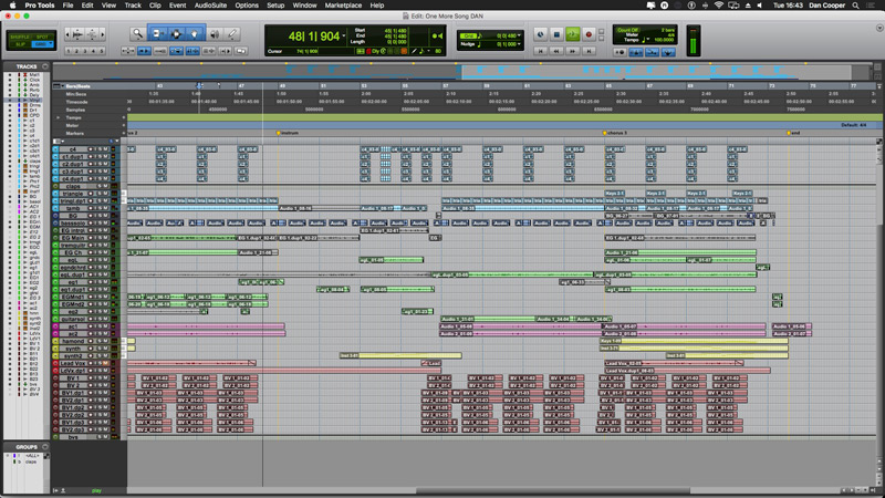 Is It Time For Avid To Refresh The Pro Tools Graphical User