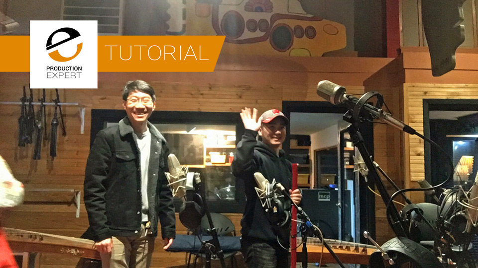 How To Record Traditional Chinese Instruments - Expert Tutorial