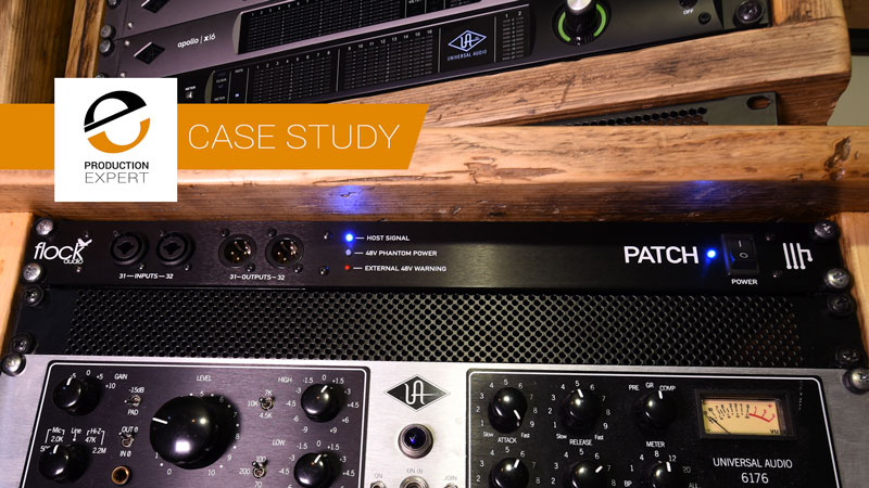Installing and configuring the new Flock Audio Patch
