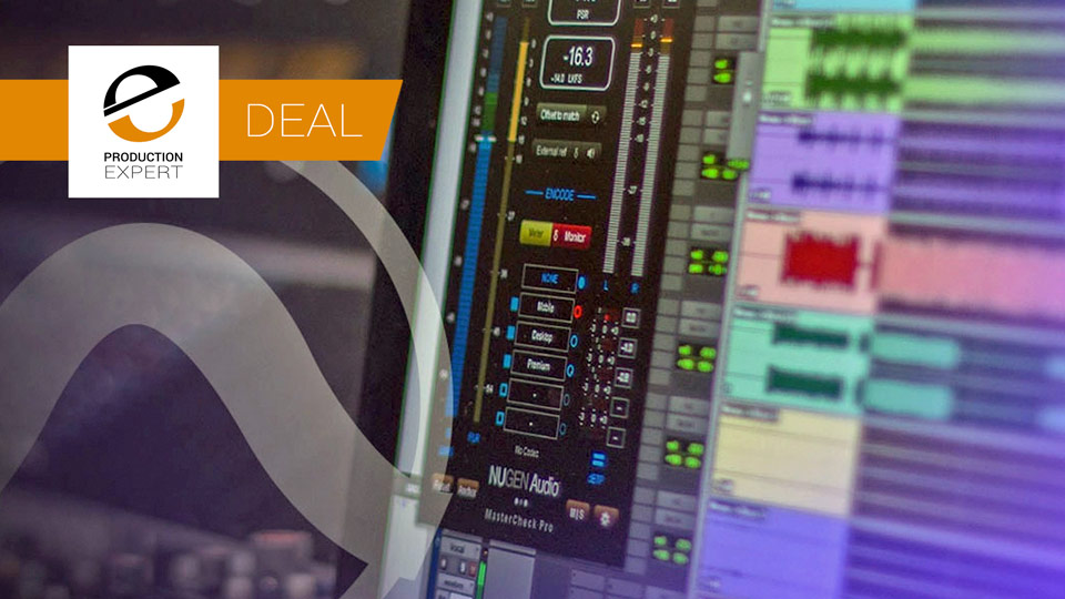 Avid Offering MasterCheck From Nugen Audio At Half Price Until May 31st 2019