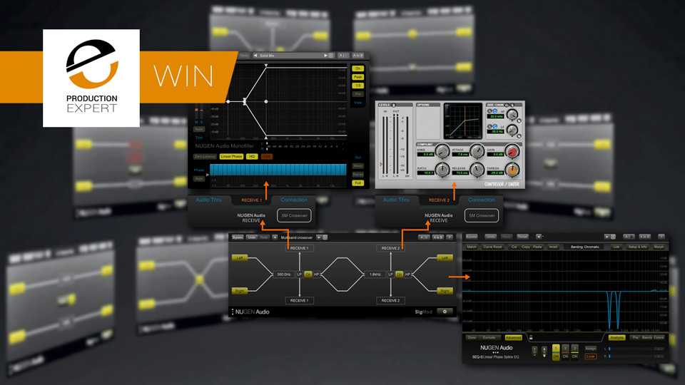 Submit Your Best Nugen Audio SigMod Configuration For A Chance To Win Their Producer Bundle Or A $100 Voucher
