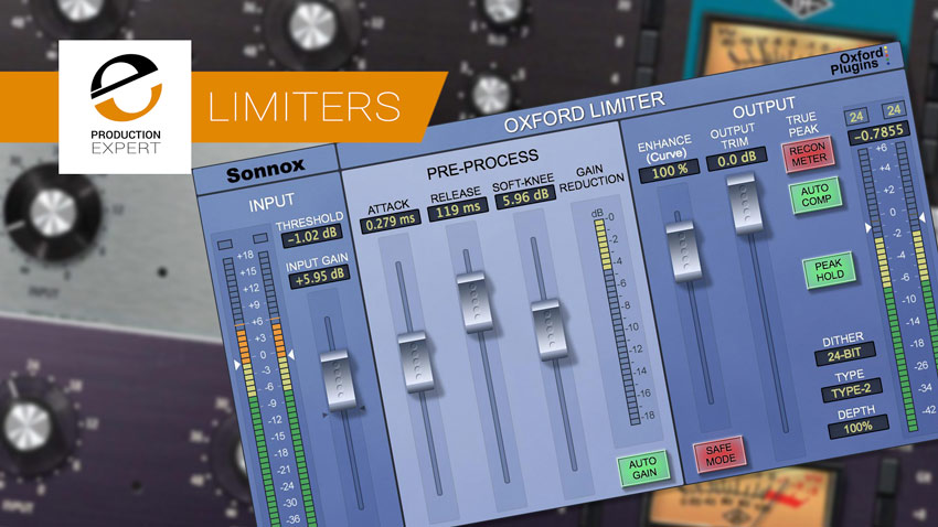 Limiters Banner