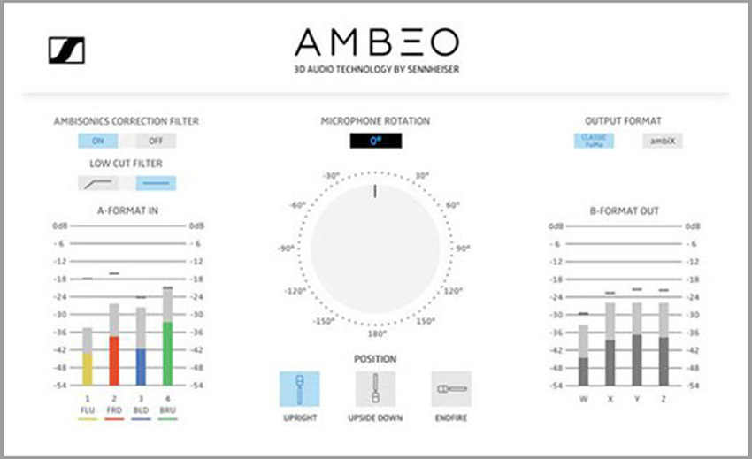 Ambeo A to B Fromat Converter Plug-in
