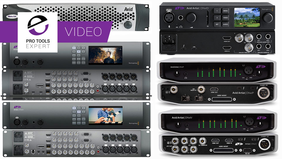 Pro Tools And Video Peripherals - What Video Hardware Is Compatible And Supported With Pro Tools? - We Have The Answers