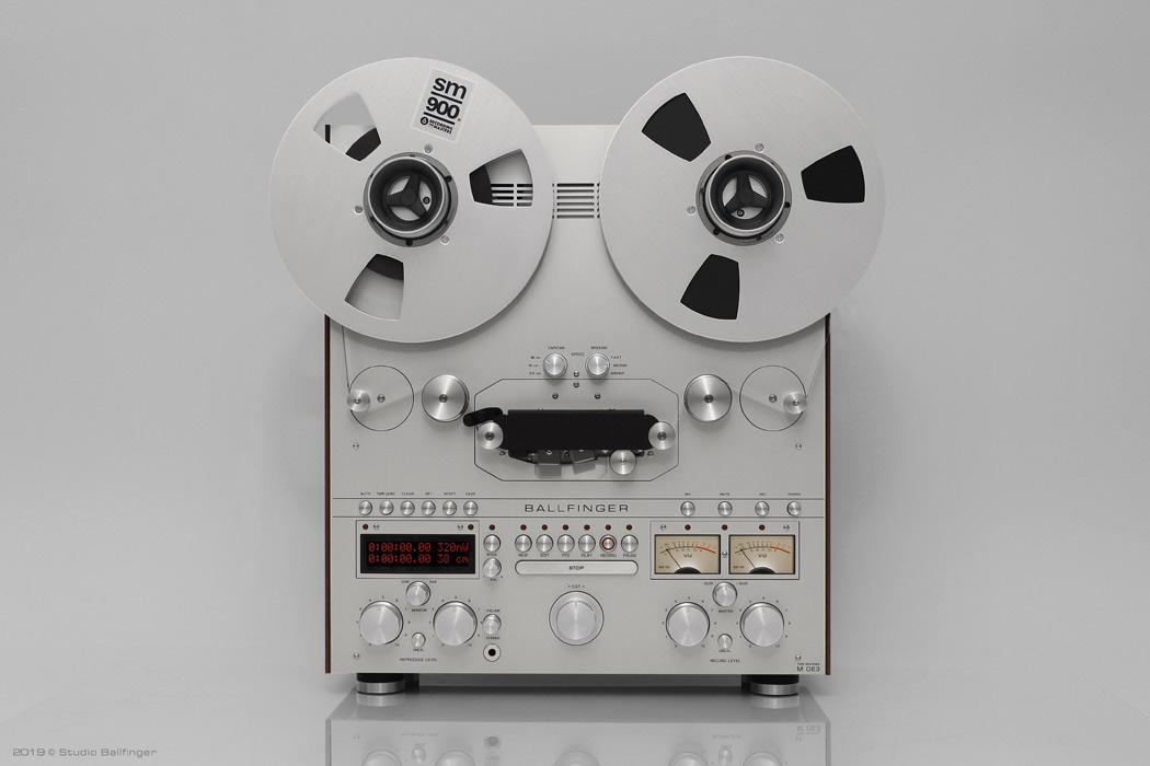 Ballfinger Open Reel Tape Machine M 063 H5