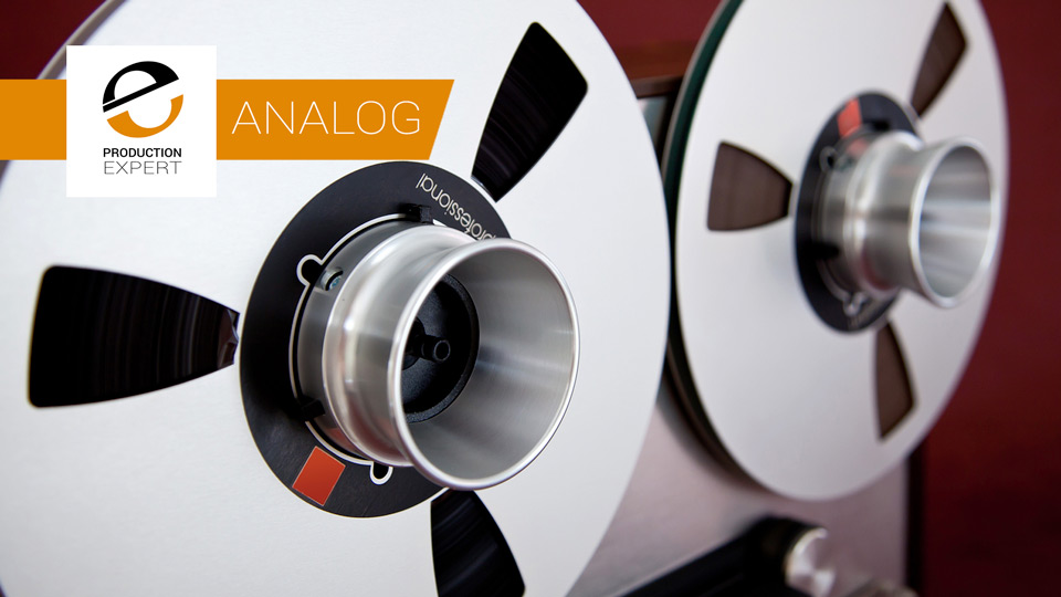 Recording Analogue Tape Is Not Dead But Is In A Renaissance