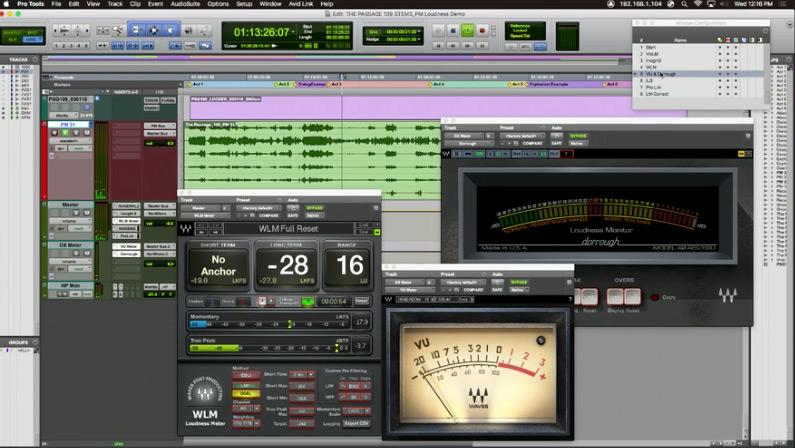 Scott-Weber-Loudness-Metering