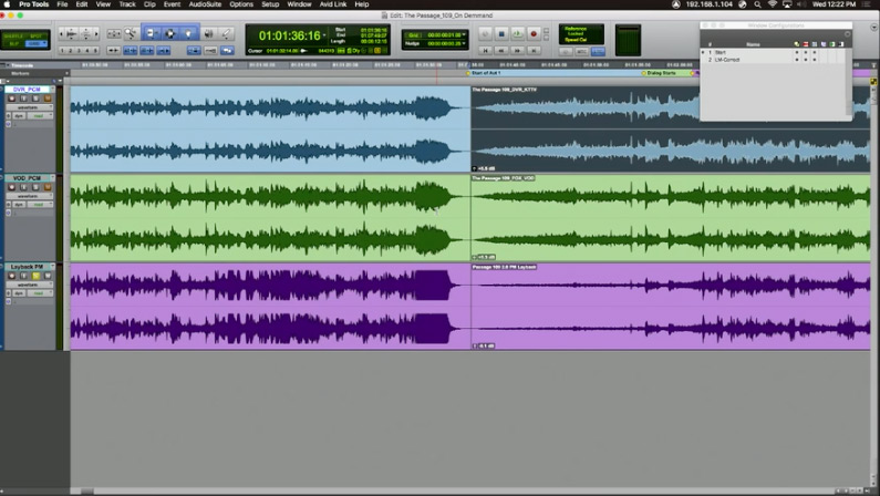 Scott Weber Dynamic Range changes to loudness compliant mixes