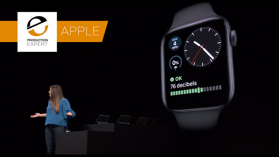 WWDC 2019 - Apple Announce New Noise App On The Apple Watch To Monitor Your Noise Level Dose.