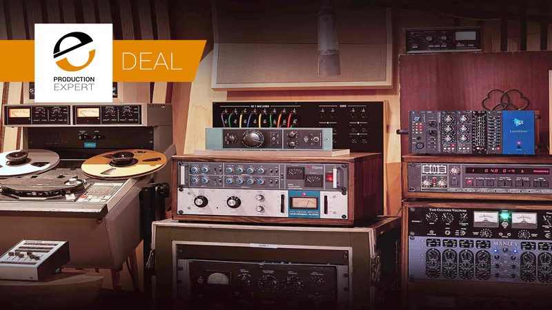 Universal Audio UAD-2 Half Yearly Sale, Now ON!