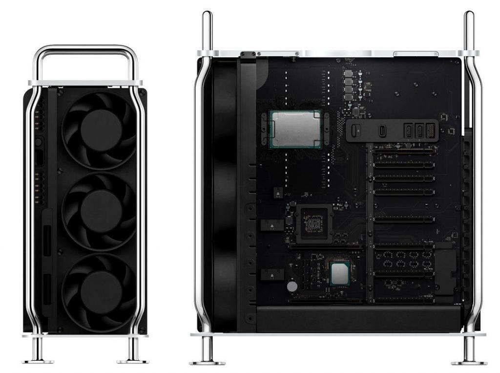 Apple Mac Pro Interior Design
