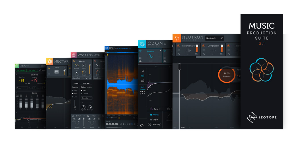 iZotope Music Production Suite 2.1