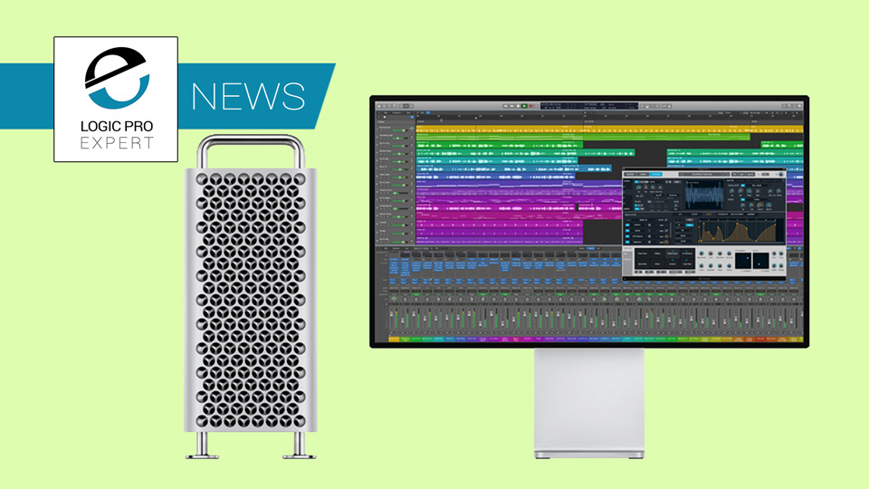 Apple Getting Logic Pro X Ready For New Mac Pro With 10.4.5 Release