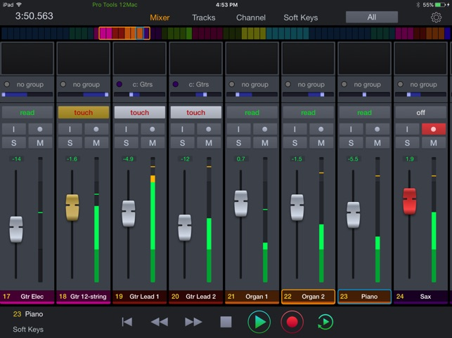 the best ios andriod apps for recording studios music production apple avid pro tools control eucon.jpg