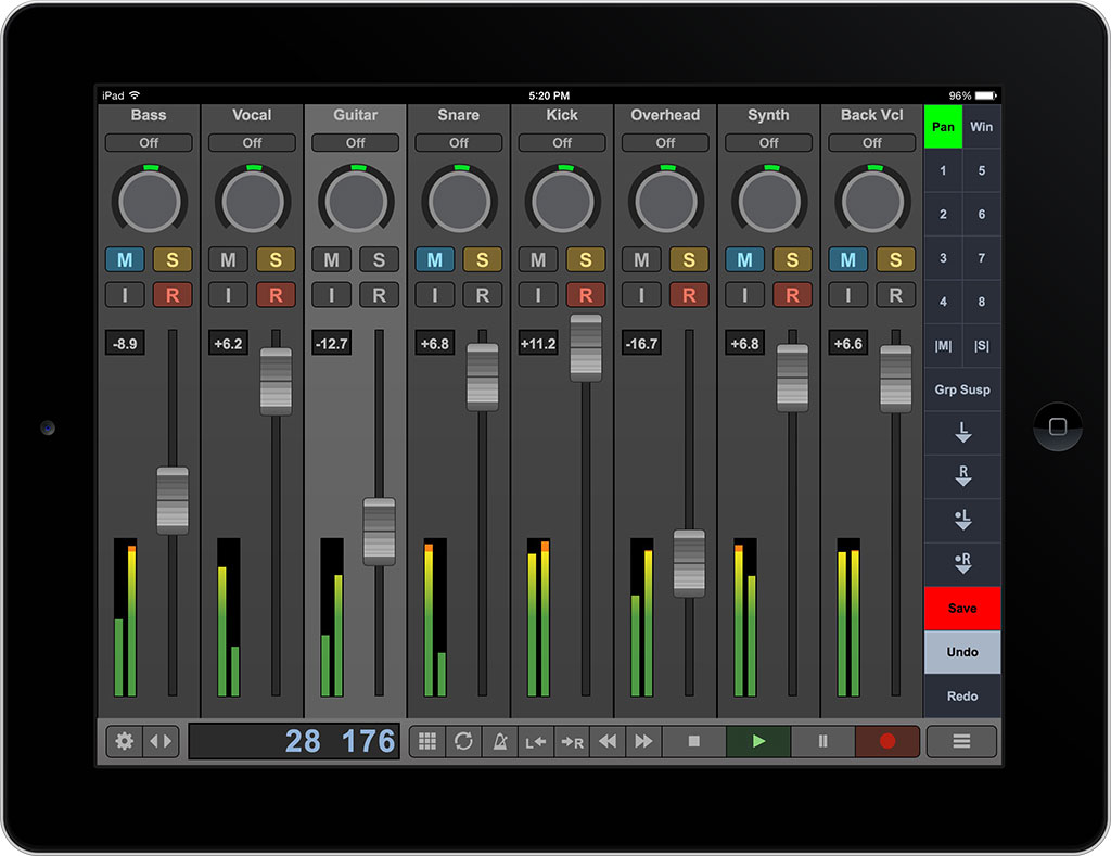 the best ios andriod apps for recording studios music production neyrink v-control.jpg