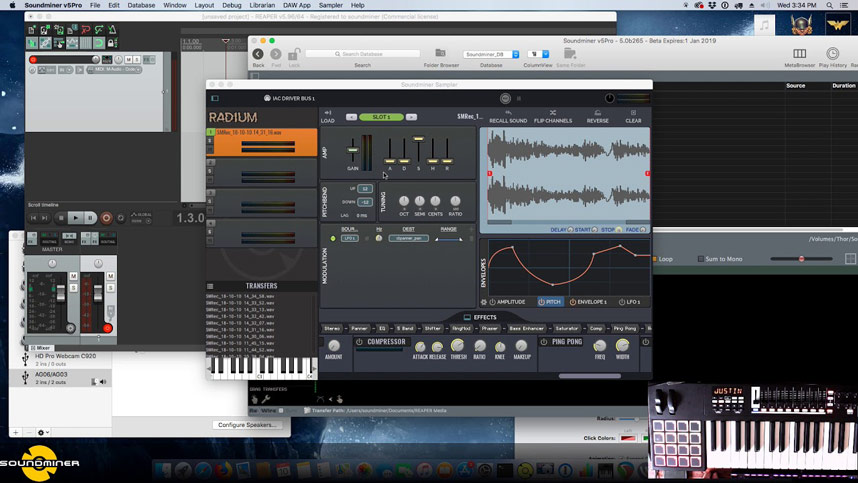Soundminer V5Pro Released