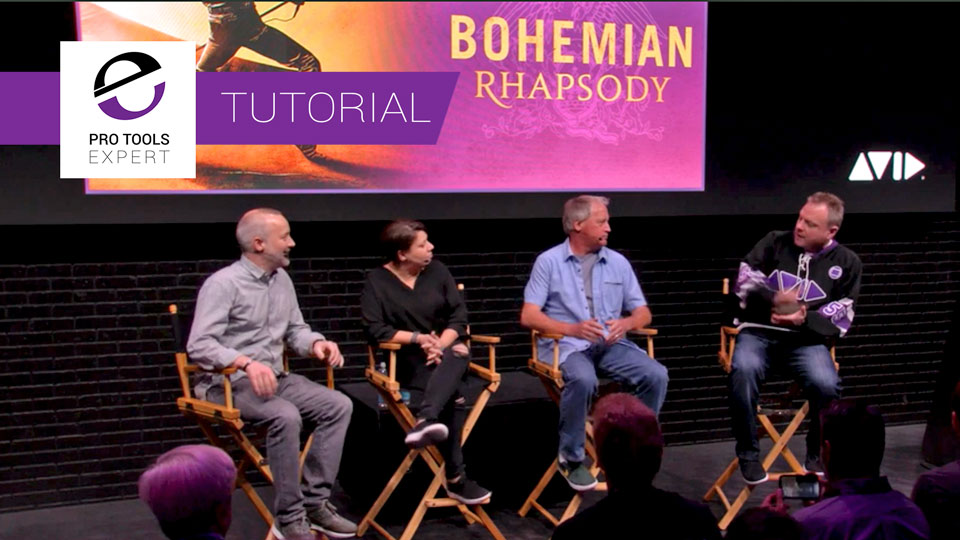 Bohemian Rhapsody - Learn How The Team Created The Incredible Sound For This Film