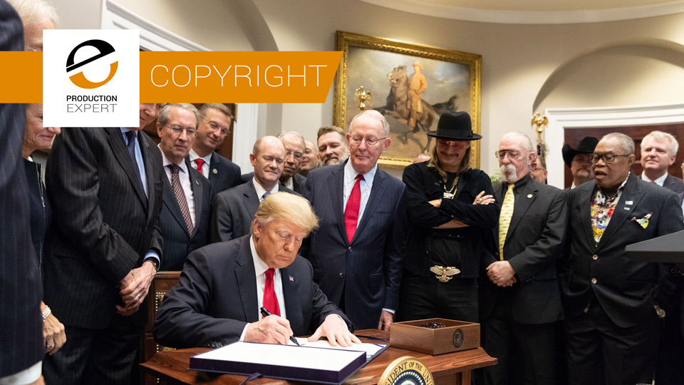 What is the Music Modernization Act? We Break It Down With The Help Of An Expert