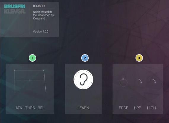 Brusfri User Interface