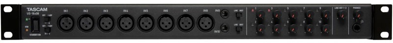 best audio interfaces for recording bands tascam.jpg