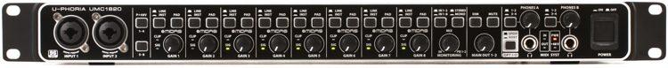 best audio interfaces for recording bands behringer.jpg