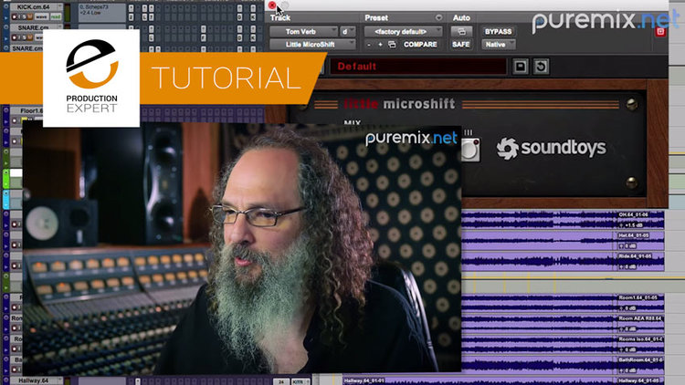 Mixing Green Day's Toms - See How Andrew Scheps Does It! - Free