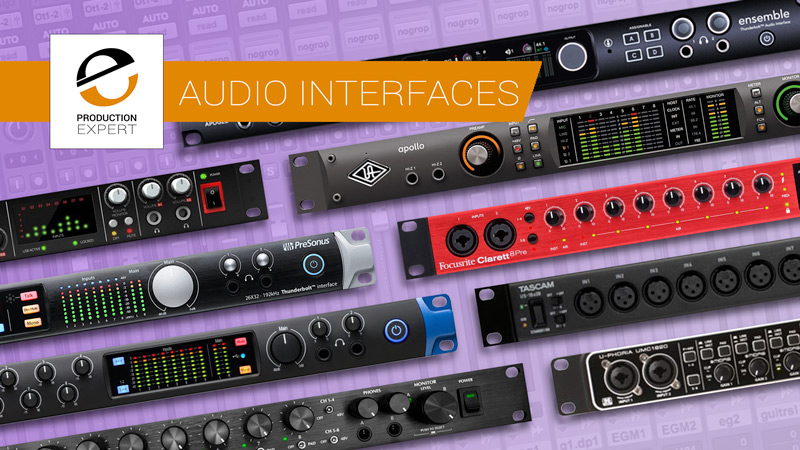 What Are The Best 1U Audio Interfaces With A Minimum Of 8 Analog Inputs You Can Buy Today?