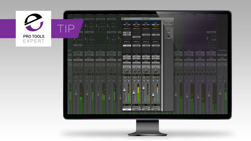 Can You Get The Warmth Of Using Avid's Heat On Pro Tools Instrument Tracks? Expert Tip