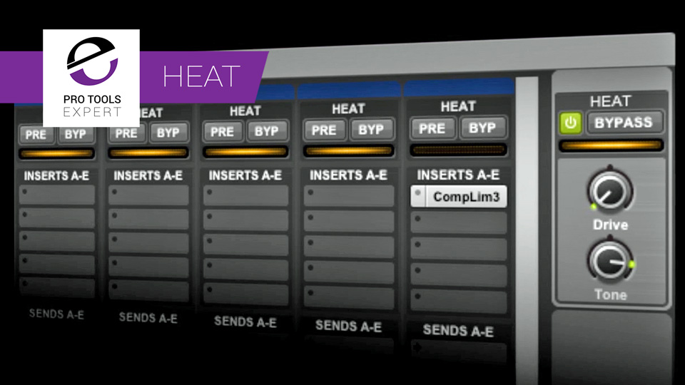 Avid HEAT In Pro Tools - What Is It And How Can we Use It? - He Have Answers