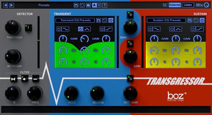 Best transient shaper designer plug-in to buy mix with Transgressor - Boz Digital Labs.jpg