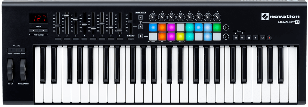 best midi controller on a budget novation.png