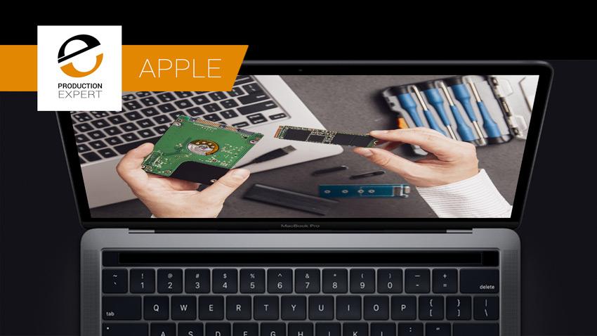 Apple SSD upgrades banner