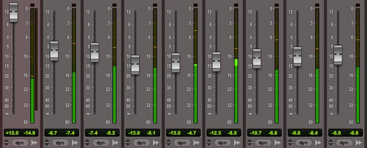how we see audio in DAW different forms of visuals meters.jpg