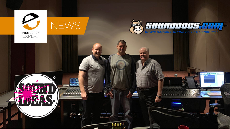 Sound Effects Company Sound Ideas Acquires Sounddogs.com