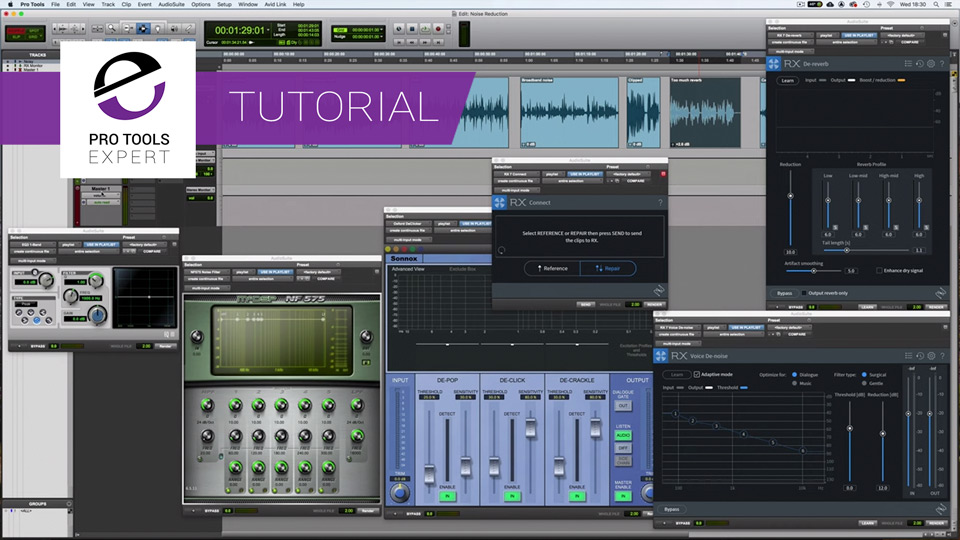Got Problems With Your Audio? We Have 7 Solutions to Common Audio Problems In These Free Tutorials