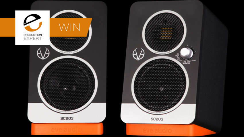 Enter to Win a pair of EVE Audio SC203 Desktop Monitors.jpg
