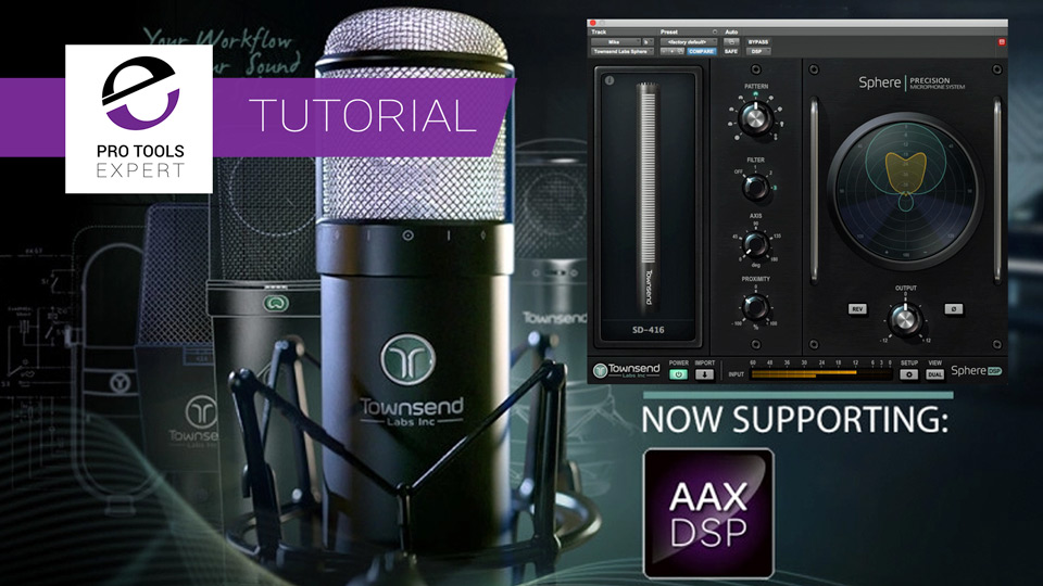 How To Use The Sphere L22 Mic Modelling System In Audio Post Production - Expert Tutorial