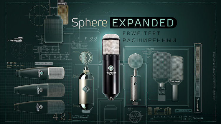 The Sphere L22 Mic Modelling System For Audio Post Production