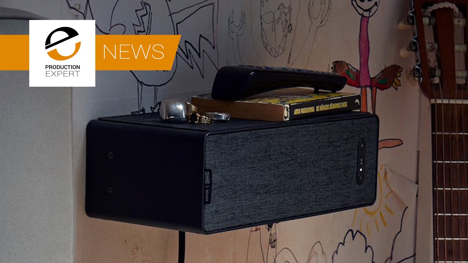 The IKEA SONOS Speaker Is Becoming And Overnight Sensation - The New Speakers That Are Selling Out