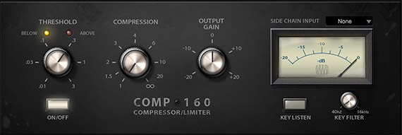 Comp 160 Compressor