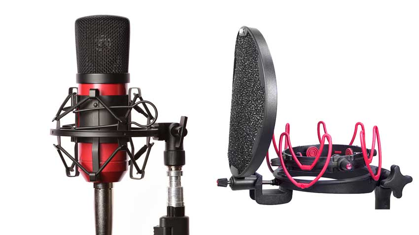OEM V Rycote Shockmount, I know which one I would rather use!