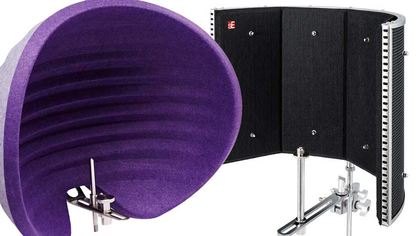 The Aston Halo and SE Reflexion Filter.