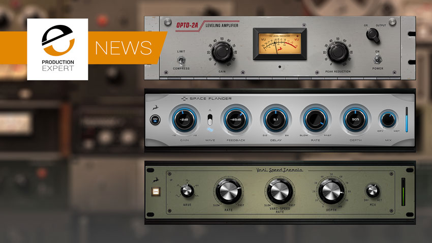 Antelope Audio Announce Three New Effects Processors For Their New Synergy Core Platform