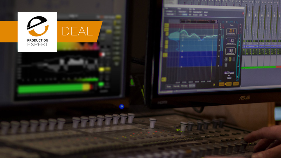 Get Visualizer Free Worth $199 When You Buy VisLM From Nugen Audio Until October 10th 2019