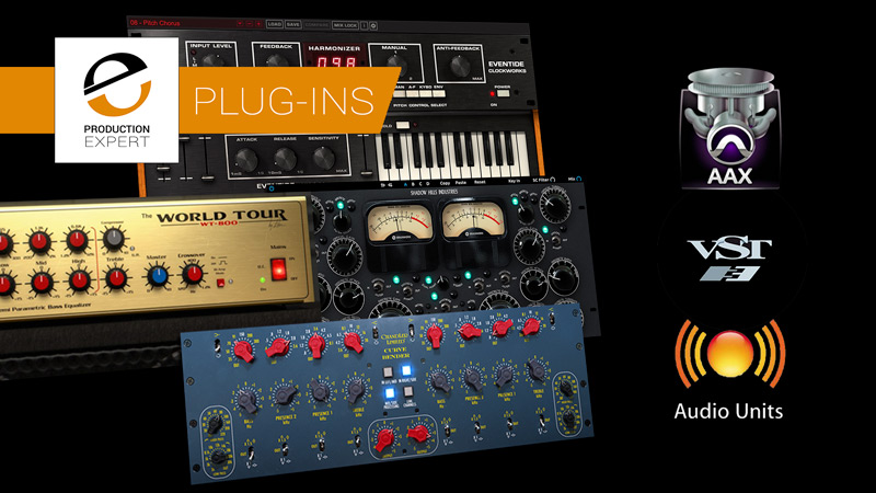 Our List Of UAD DSP Powered Plug-ins That No Longer Require