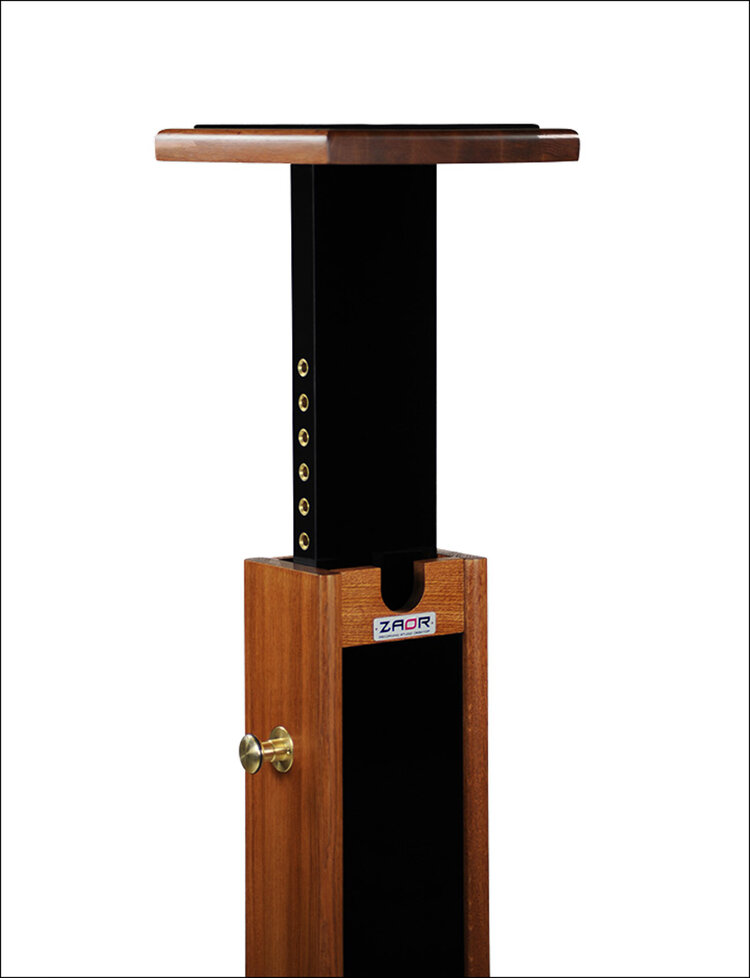 """Zaor Classic Monitor Stand - Height 32"""" to 45""""Approx Price Per Pair $570"""