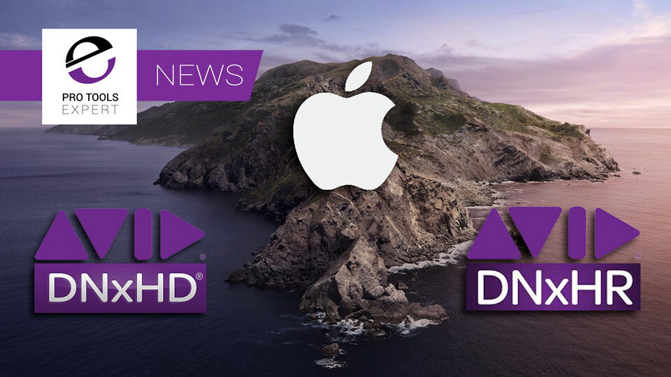 Avid Announce That Apple Will Support DNxHD And DNxHR Codecs