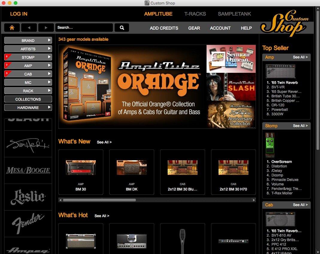 the best DAW software plug-in application managers IK Multimeida custom shop.jpg