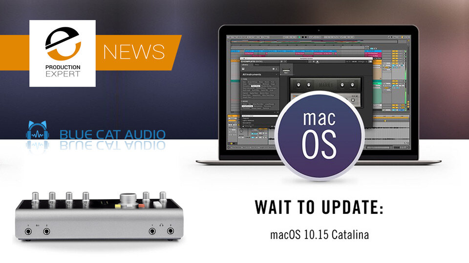 Brands Are Already Issuing Warnings About Not Upgrading To macOS Catalina