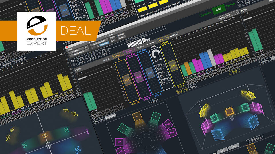 Save $100 On Penteo 16 Pro Upmix And Downmix Plugin Until October 31st 2019